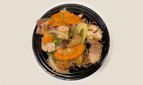 Cantonese Chow Mein