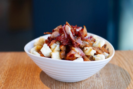 Poutine Bacon