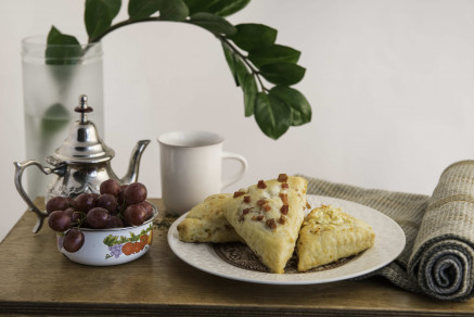 Scone Jambon Fromage Suisse