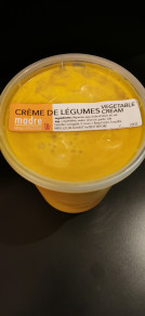 POTAGE CRÉCY/ CARROT SOUP (1 L)