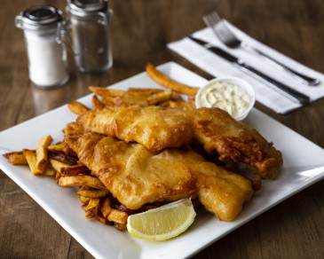 FISH N' CHIPS
