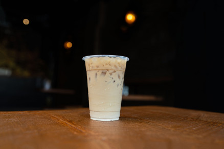 Thai café glacé / Thai Iced Coffee