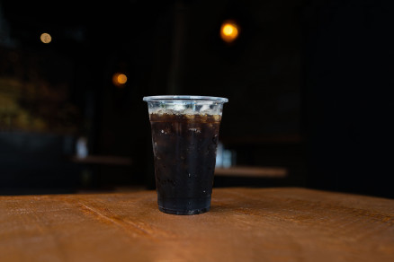 Thai café noir glacé / Thai Iced Black Coffee