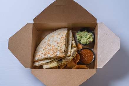 Chicken Quesadilla Box