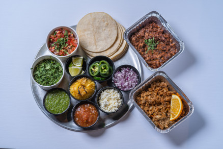 Taco Kit - (2-3 people)