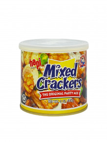 Hapi - Craquelin assorti / Mixed crackers
