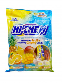 Morinaga Hi chew - Mélange tropical / Tropical mix