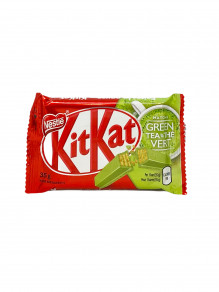 Nestle - Kit Kat au thé vert / Green tea