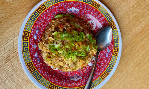 Riz frit du moment / Fried rice of the moment