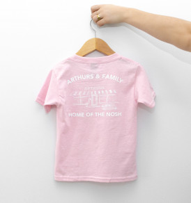 T shirt Enfants Rose/ Kids T shirt Pink