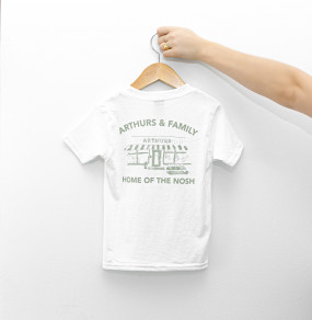 T Shirt Enfants Blanc/ Kids T shirt White