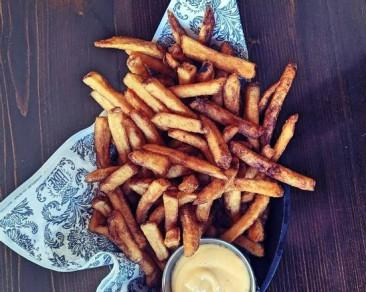 Frites et Mayo / Fries and Mayo