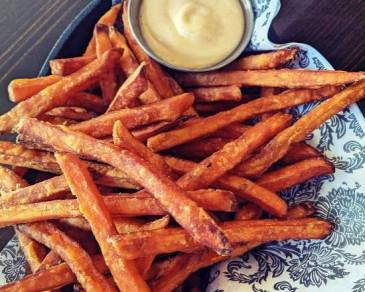 Frites de Patates douces / Sweet Potato Fries