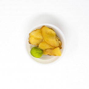 WASABI ET GINGEMBRE