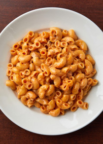 Macaroni et fromages