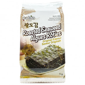 Paldo - Algues rôties originale / Roasted seaweeds