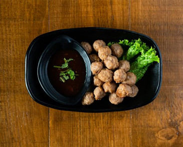 Boulettes de pork frites [x20] | Fried Pork Meatballs [x20]