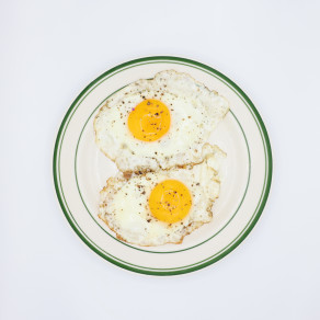 Oeufs frits/ Fried eggs