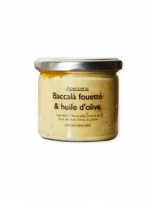 Baccalà Fouettée & Huile d'Olive