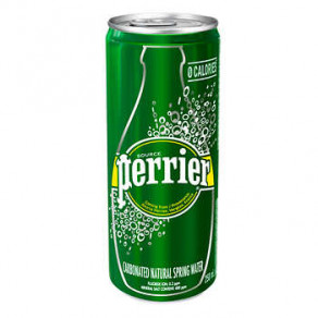 Eau Perrier / Perrier Water