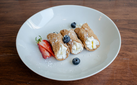 (3) Mini cannoli siciliens traditionnels