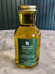 Huile d'olive extra vierge / Extra Virgin Olive Oil