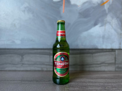 Tsing Tao Pale Lager Chinois