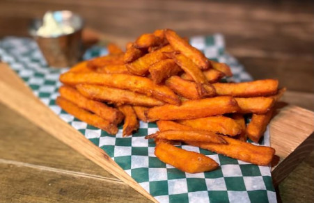 Frites Patate Douce / Sweet Potato Fries