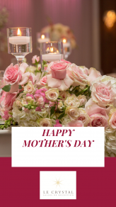 Mother's Day - For 4 People