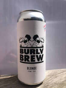 Burly Brew Lager