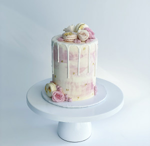 #006 MARBLE BUTTERCREAM (pink)