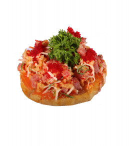 S16-Sushi Pizza