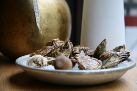 6 Huitres / 6 Oysters